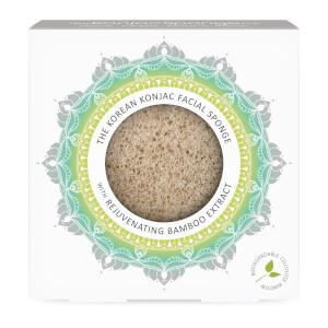 Mandala Bamboo Extract Face Sponge