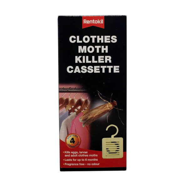 Clothes Moth Kill Cassettes
