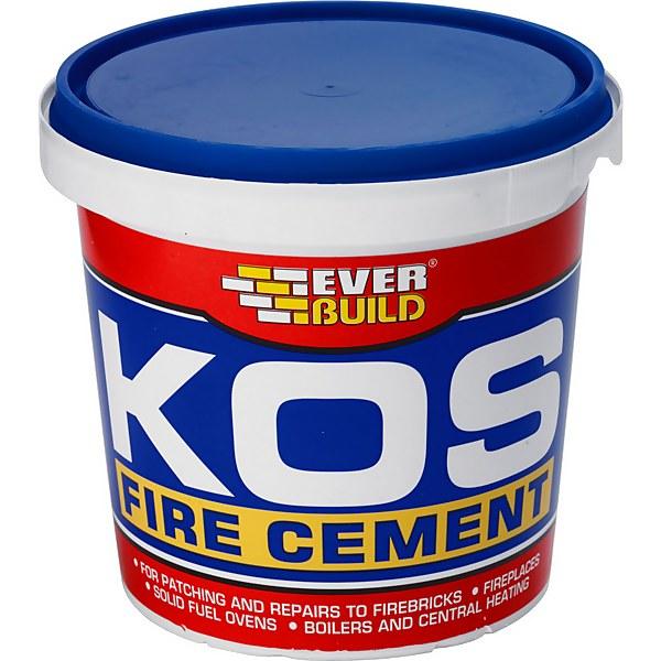 Kos Fire Cement 1kg