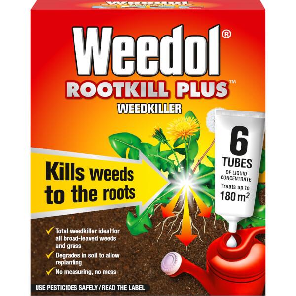 WEEDOL ROOTKILL PLUS TUBES 6 PACK