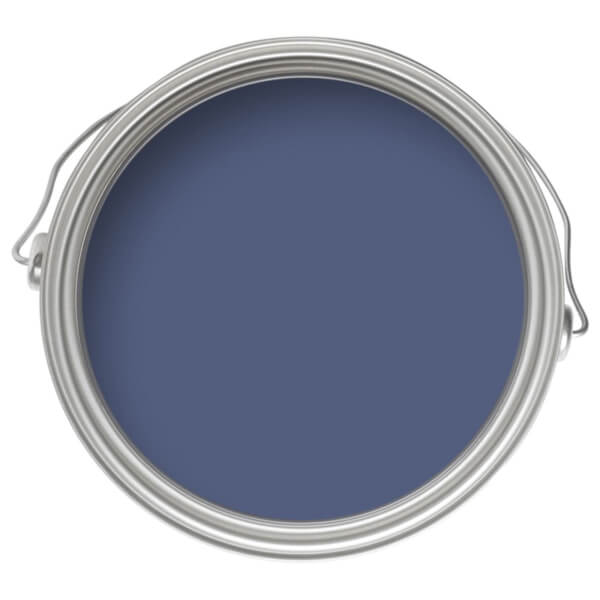 Farrow & Ball Eco No.220 Pitch Blue - Full Gloss Paint - 2.5L
