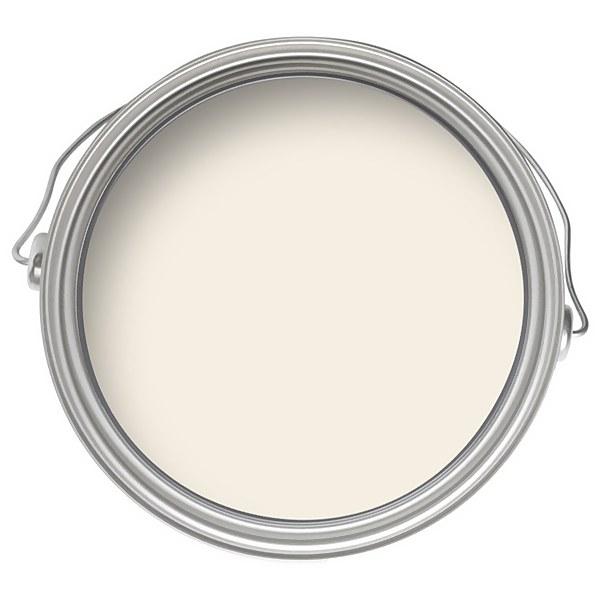 Crown Period Colours Breatheasy Aged White - Flat Matt Emulsion Paint - 2.5L