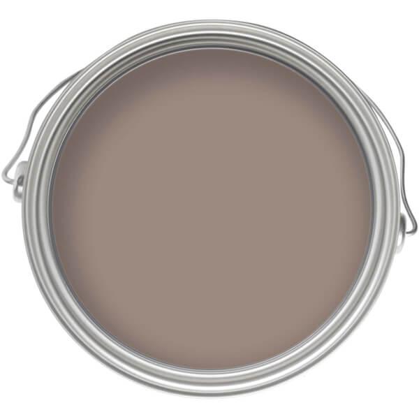 Crown Fashion For Walls Chocolate - Suede Matt Emulsion Paint - 2.5L