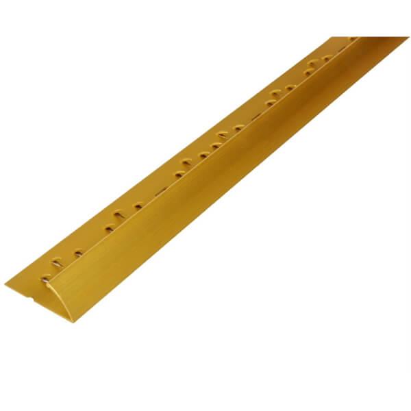 CS CARPET EDGE GOLD 1800MM