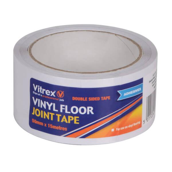 Vitrex Double Sided Vinyl Tape 50mmx15m