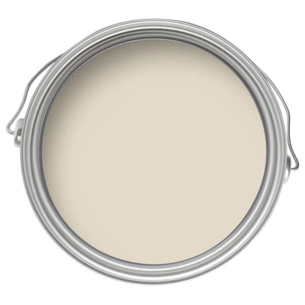 Farrow & Ball Estate No.201 Shaded White - Eggshell Paint - 750ml