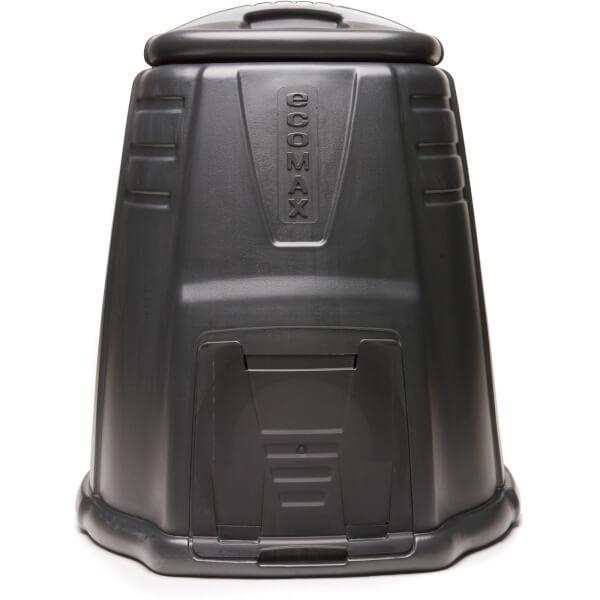 Ecomax Black Compost Bin - 220L