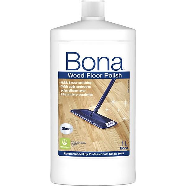 Bona Wood Floor Polish Gloss - 1L