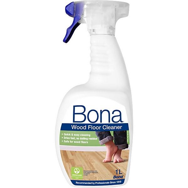 Bona Wood Floor Cleaner Spray - 1L