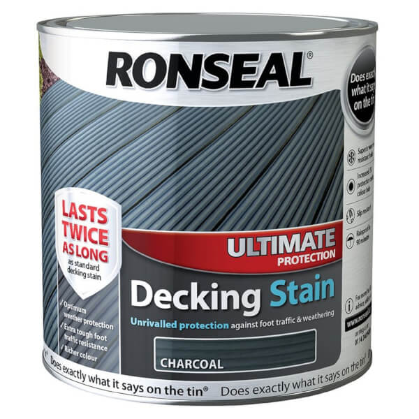 RONSEAL ULT PROCTECTION DECKING STAIN CH