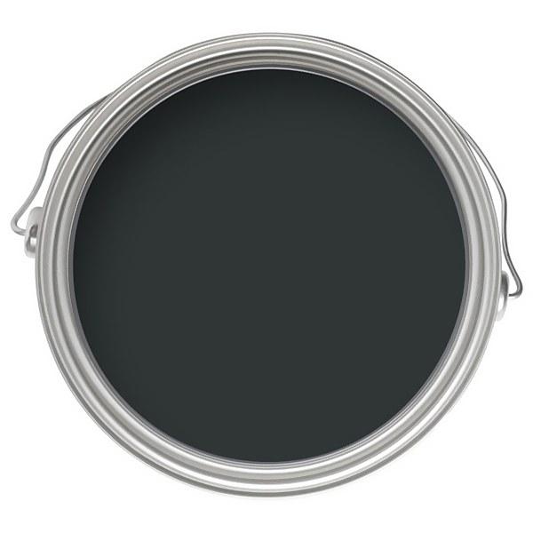 Farrow & Ball Eco No.95 Black Blue - Full Gloss Paint - 2.5L