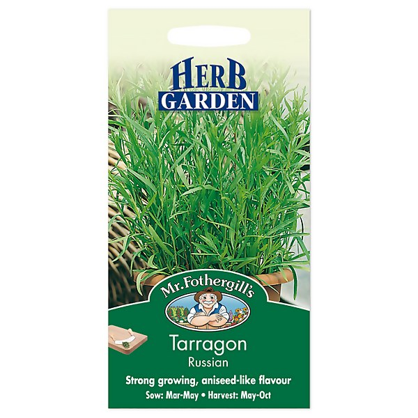 Mr. Fothergill's Tarragon Russian Seeds