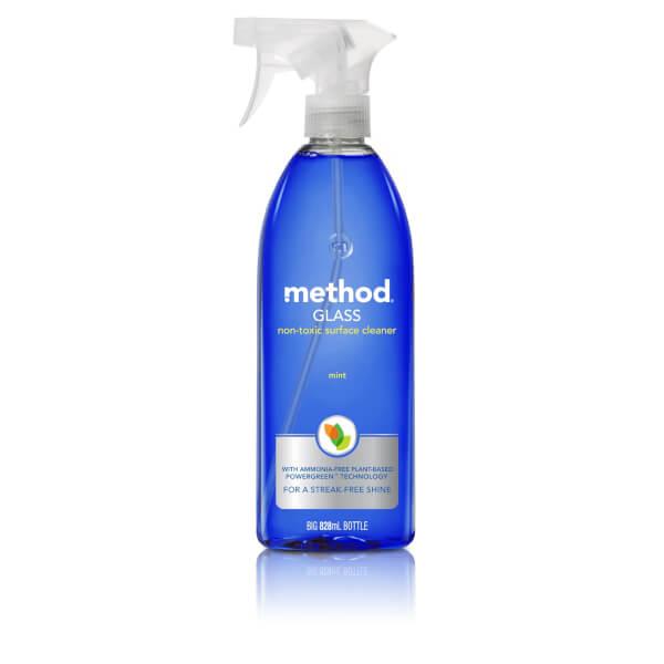 Method Glass Cleaner Spray - Mint - 828ml