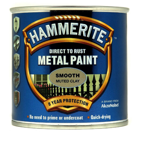 HM DTRUST SMTH MUTED CLAY 0.25L.