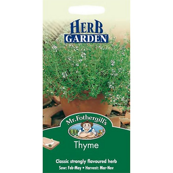 Mr. Fothergill's Thyme Herb Seeds