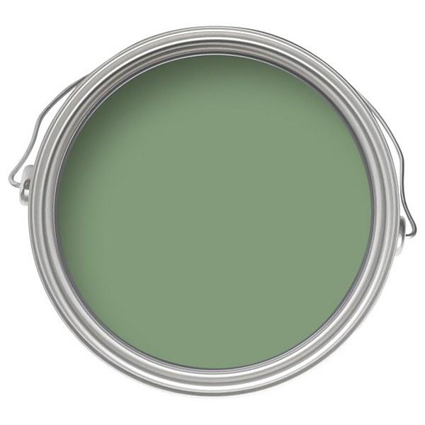 Farrow & Ball Estate No.81 Breakfast Room Green - Eggshell Paint - 750ml