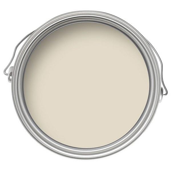 Farrow & Ball Eco No.201 Shaded White - Full Gloss Paint - 2.5L