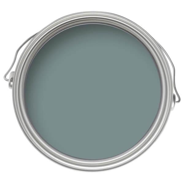 Farrow & Ball Eco No.85 Oval Room Blue - Exterior Matt Masonry Paint - 5L