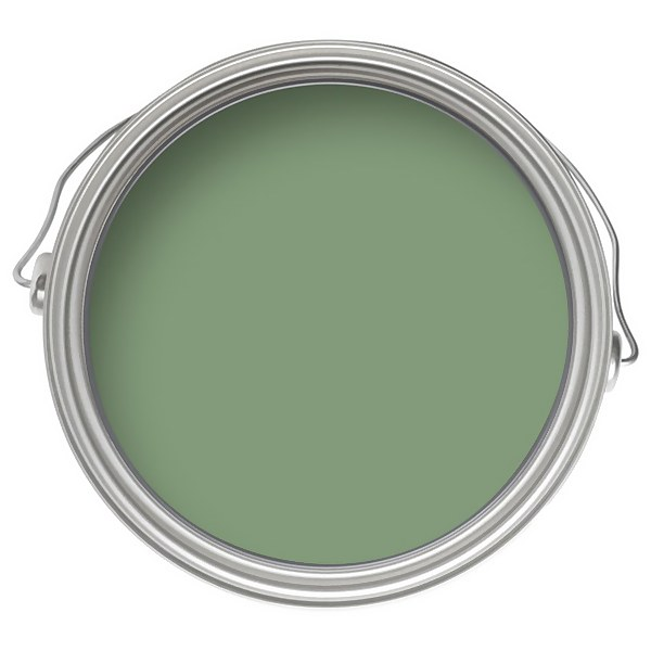 Farrow & Ball Estate No.81 Breakfast Room Green - Matt Emulsion Paint - 2.5L