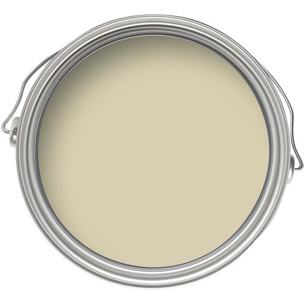 Farrow & Ball Estate No.4 Old White - Eggshell Paint - 2.5L