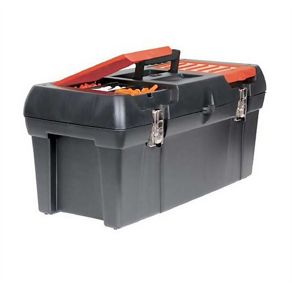 Black and Decker Tool Box - 24in