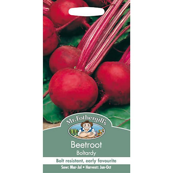 Beetroot Boltardy (Beta Vulgaris) Seeds