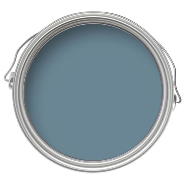 Farrow & Ball Eco No.86 Stone Blue - Exterior Matt Masonry Paint - 5L
