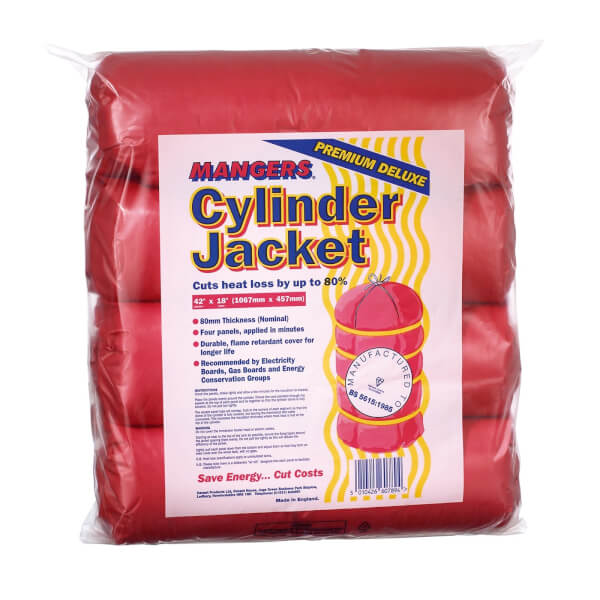 Cylinder Jacket - 42 x 18in