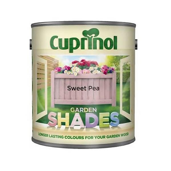 Cuprinol Garden Shades - Sweet Pea - 1L