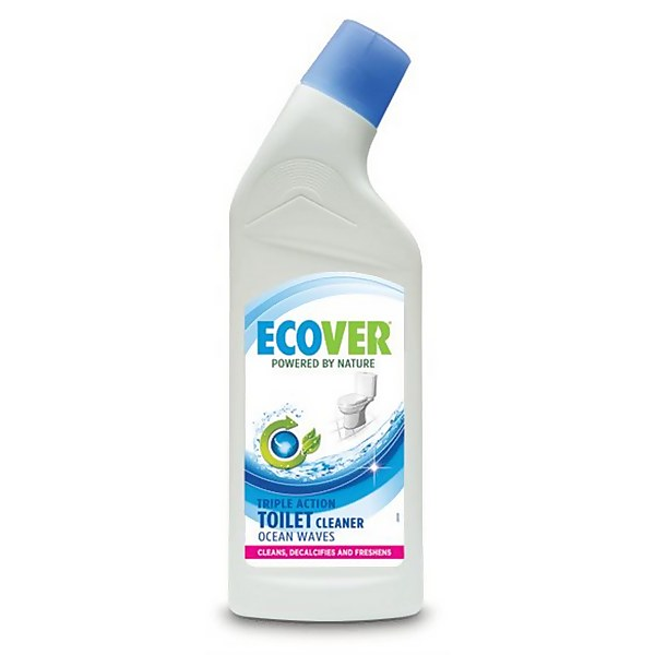 Ecover Toilet Cleaner Ocean Waves - 750ml