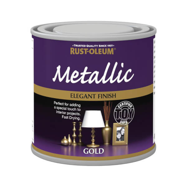 Rust-Oleum Gold - Painters Touch - 250ml