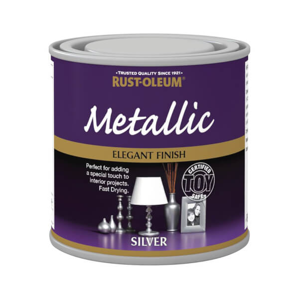 Rust-Oleum Silver - Painters Touch - 250ml