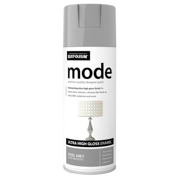 Rust-Oleum Steel Blue - Mode spray Paint - 400ml