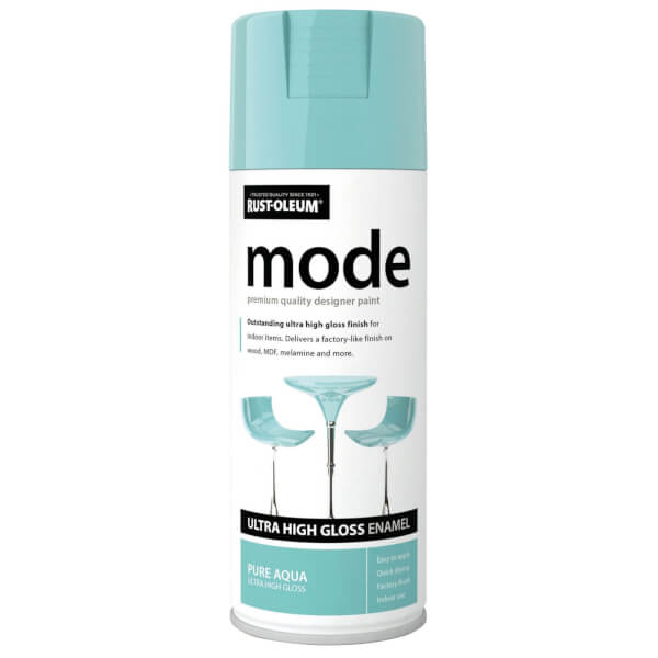 Rust-Oleum Pure Aqua - Mode Spray Paint - 400ml