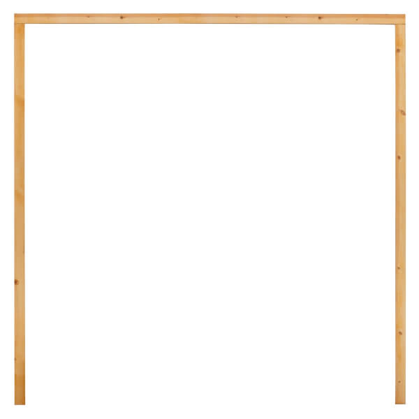 Flat Pack Garage Frame - 2052 x 2271mm