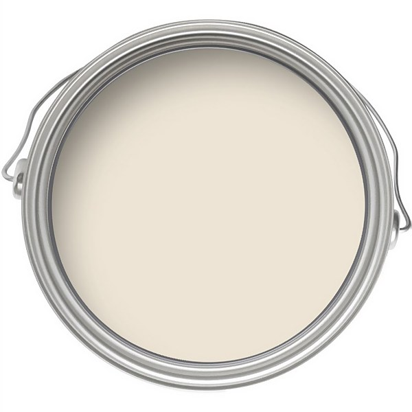 Crown Breatheasy Snowdrop - Matt Emulsion Paint - 2.5L