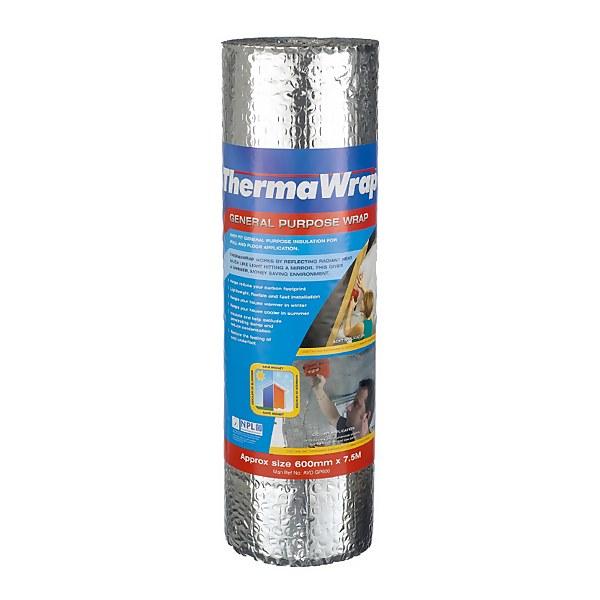 ThermaWrap General Purpose Wrap - 7.5m