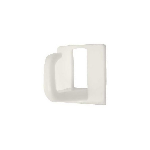 Small Self-adhesive Cup Hook - White - 4 Pack