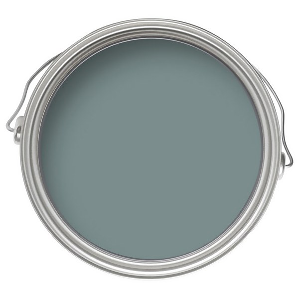 Farrow & Ball Eco No.85 Oval Room Blue - Exterior Eggshell Paint - 2.5L