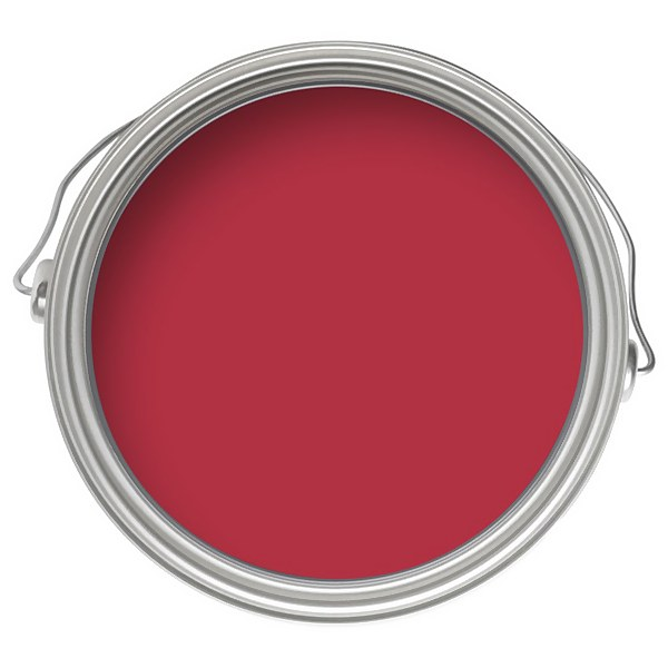 Farrow & Ball Eco No.217 Rectory Red - Full Gloss Paint - 2.5L