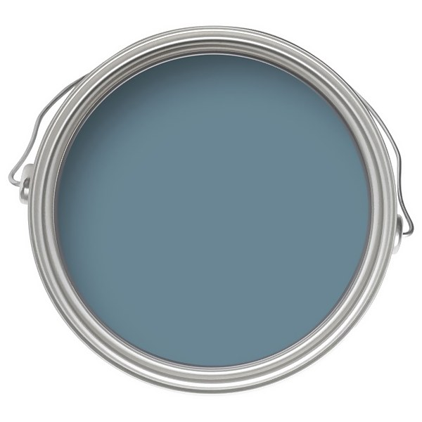 Farrow & Ball Eco No.86 Stone Blue - Exterior Eggshell Paint - 2.5L