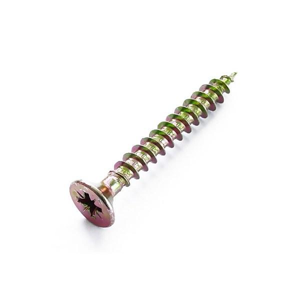 Chipboard Screws - 5 x 50mm - 25 Pack