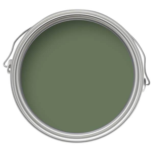 Farrow & Ball Estate No.34 Calke Green - Eggshell Paint - 2.5L