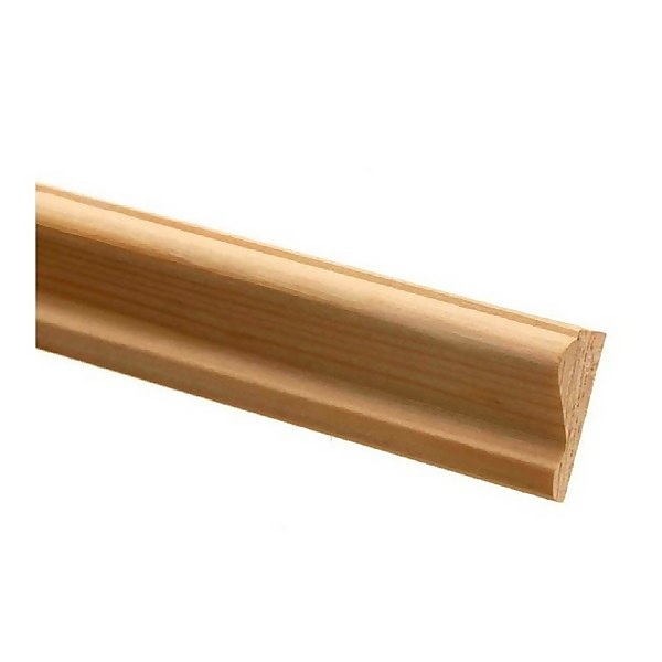 Richard Burbidge Decorative Moulding - Pine - 2400 x 21 x 8mm