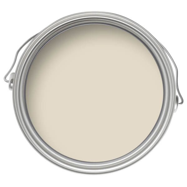 Farrow & Ball Eco No.201 Shaded White - Exterior Matt Masonry Paint - 5L