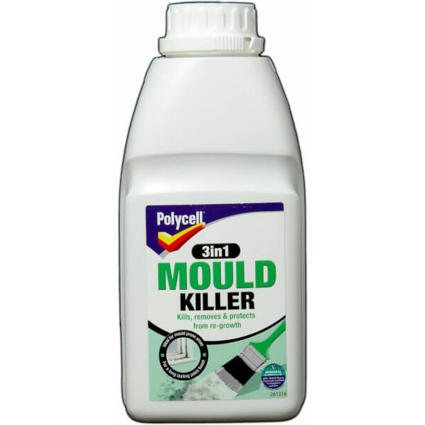 Polycell Mould Killer - 500ml