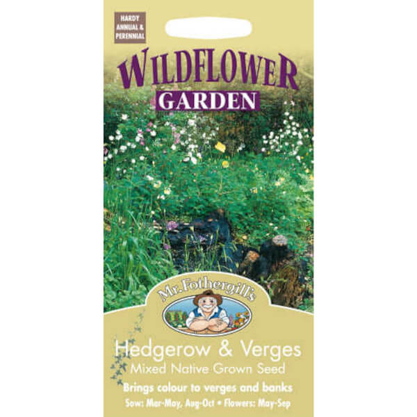 Hedgerow & Verges Seeds