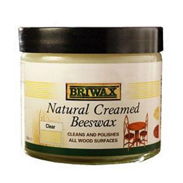 Briwax Beeswax - Clear - 370g