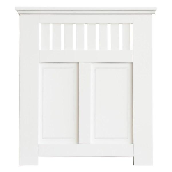 Wilton Radiator Cabinet White FSC - Small