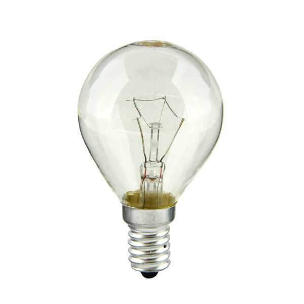 SES 40W Oven Light Bulb